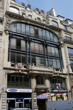 Paris 2ème arrondissement - 118 rue Réaumur