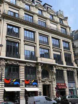 116 rue Réaumur