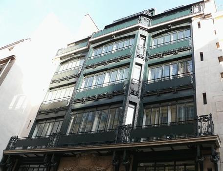 Paris 2ème arrondissement - Immeuble 12 rue Gaillon