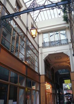 Paris 2ème arrondissement - Passage du Grand-Cerf