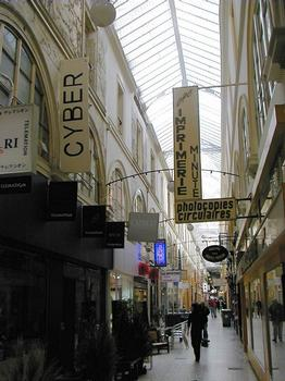 Paris 2ème arrondissement - Passage Choiseul