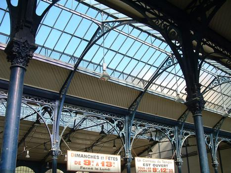 Carreau du Temple, Paris
