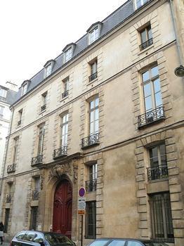 Paris 3ème arrondissement - Hôtel d'Hozier
