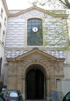 Paris 3 ème arrondissement - Cathédrale Sainte-Croix-Saint-Jean-des-Arméniens