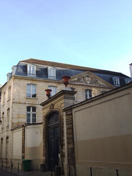 Paris 3 ème arrondissement - Hôtel de Montmorency, 5 rue de Montmorency
