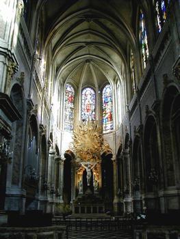 Paris - Eglise Saint-Merri - Choeur