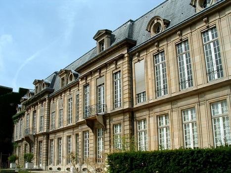 Paris - Hôtel d'Aumont