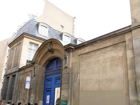 Paris 4ème arrondissement - Hôtel de Coulanges