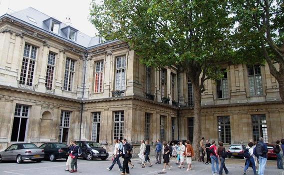 Paris - 4ème - Hôtel Bouthillier de Chavigny