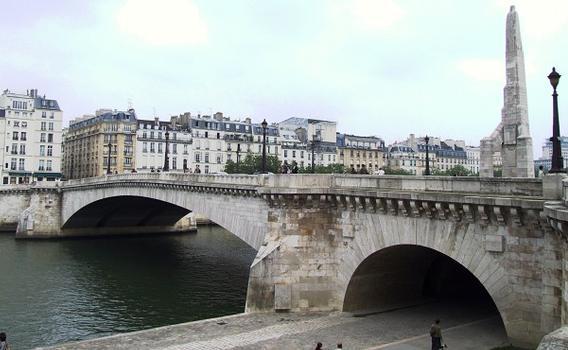 Paris - 4 ème arrondissement - Pont de la Tournelle
