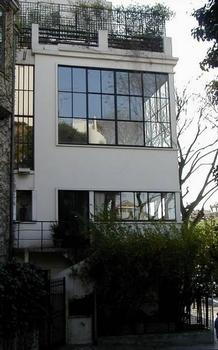 53 avenue Reille, Paris.