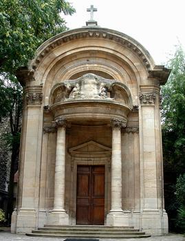 Eglise Saint-Ephrem, Paris