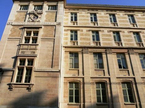 Paris - 5ème arrondissement - Lycée Louis-le-Grand