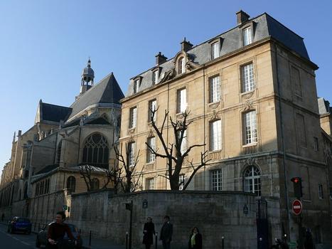 Paris - Pavillon du duc d'Orléans