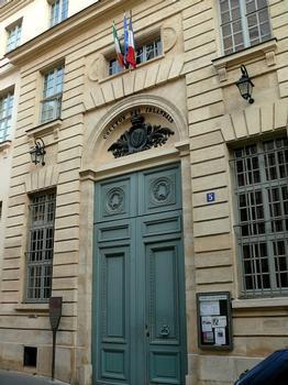 Paris - 5ème arrondissement - Collège des Irlandais