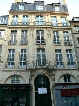Paris - 5 ème arrondissement - Hôtel Lepas-Dubuisson