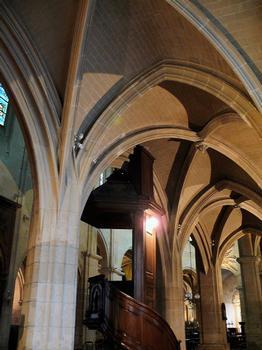 Paris 5ème arrondissement - Eglise Saint-Médard - Bas-côté droit