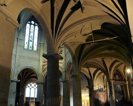 Paris 5ème arrondissement - Eglise Saint-Médard - Choeur