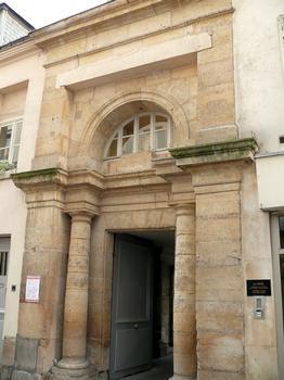 Paris 5ème arrondissement - Eglise Saint-Médard - Entrée rue Daubenton