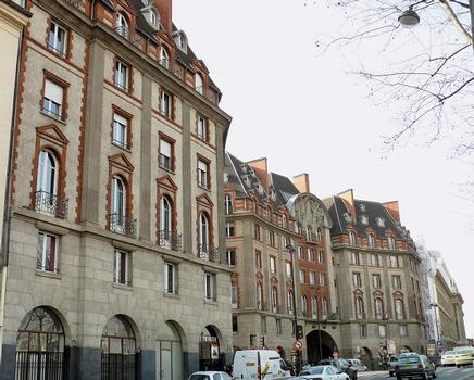 Paris 6 ème arrondissement - Carrefour Curie