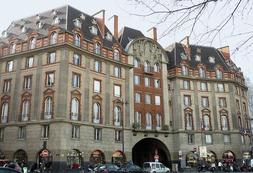 Paris 6ème arrondissement - Carrefour Curie