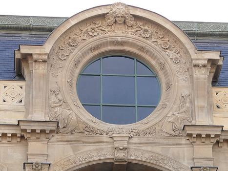 Ecole nationale supérieure des Beaux-Arts - Bâtiment d'exposition