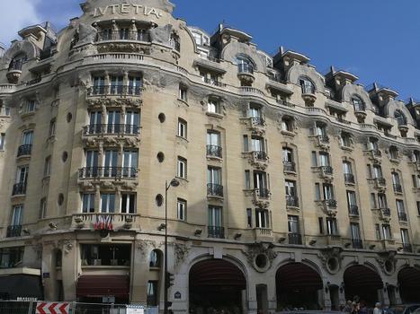 Paris 6 ème arrondissement - Hôtel Lutetia