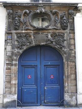 Paris 6ème arrondissement - Hôtel de Fougères