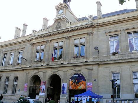 Mairie du 6 ème arrondissement