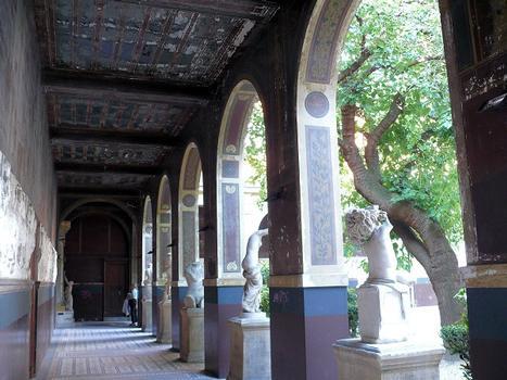 Ecole nationale supérieure des Beaux-Arts - Bâtiment du mûrier