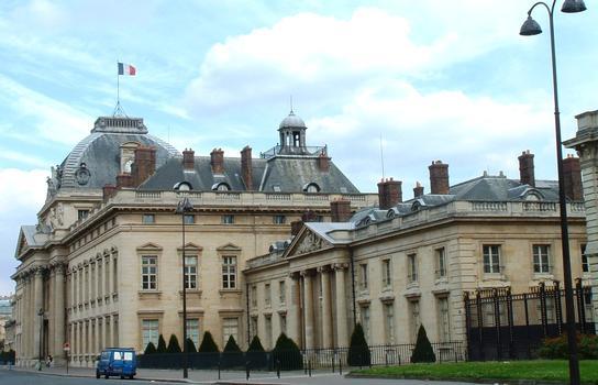Ecole Militaire, Paris