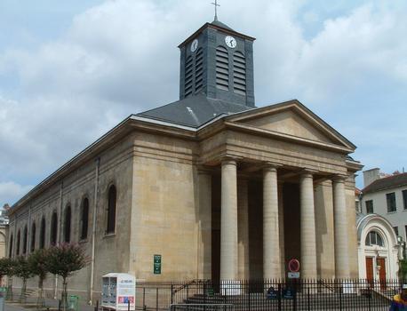 Paris - Eglise Saint-Pierre-du-Gros-Caillou - Ensemble