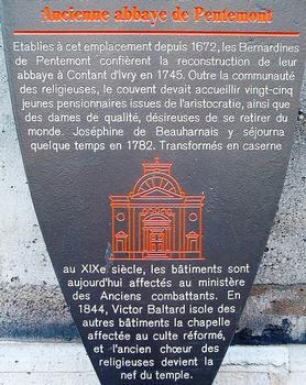 Paris 7 ème arrondissement - Abbaye de Pentemont