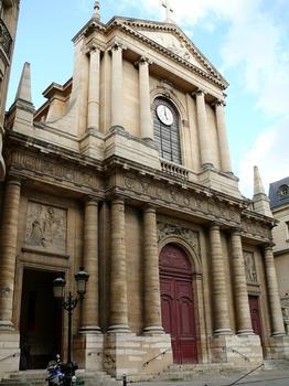Paris - 7ème arrondissement - Eglise Saint-Thomas-d'Aquin