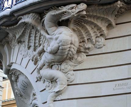 Ancien siège de la banque coloniale