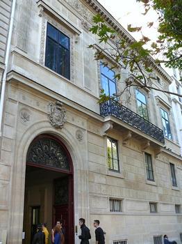 Paris 8ème arrondissement - Hôtel de Pourtalès