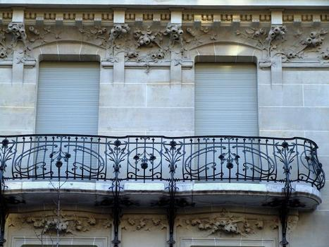 Paris - 23 rue de Messine