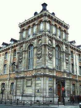 Paris - Lycée Chaptal