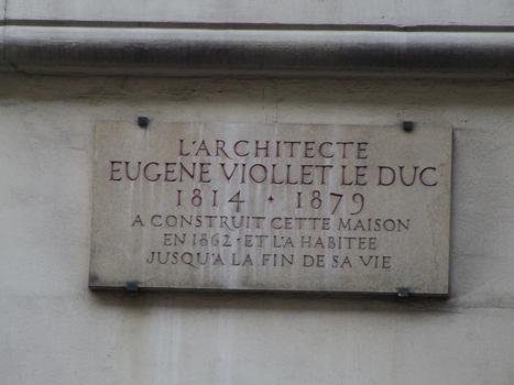 68 rue Condorcet, Paris.
