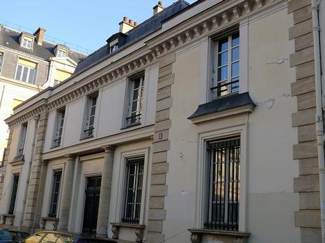 Paris - Hôtel de Mademoiselle Mars