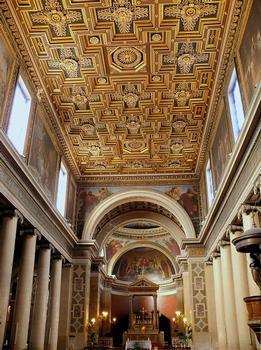 Paris 9ème arrondissement - Eglise Notre-Dame de Lorette