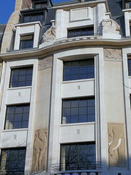 Paris 9ème arrondissement - Immeuble 34 rue Pasquier