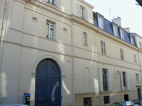 Paris 9ème arrondissement - Hôtel Talma