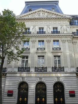 Paris 9ème arrondissement - Société Générale - Agence centrale