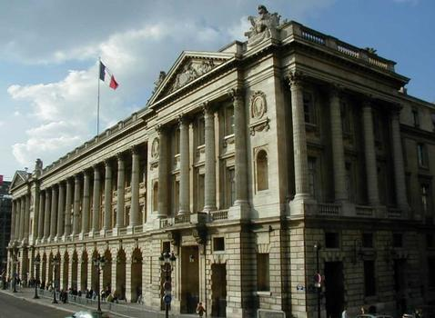 Place de la Concorde, Paris Etat-major de la Marine