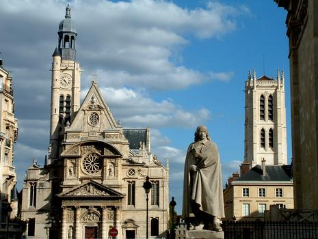 Saint-Etienne-du-Mont Church, Paris