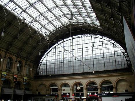 Gare de l'Est in Paris