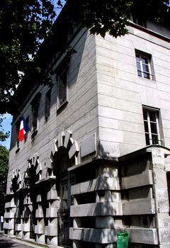 Paris - Place Denfert-Rochereau - Barrière d'Enfer