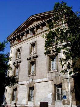 Barrière du Trône, Place de la Nation, Paris.