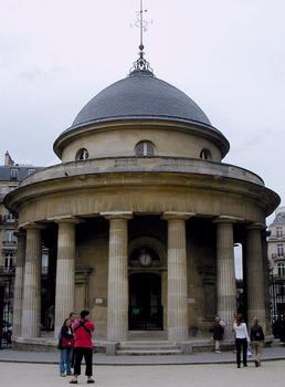Rotonde de Chartres, Parc Monceau, Paris